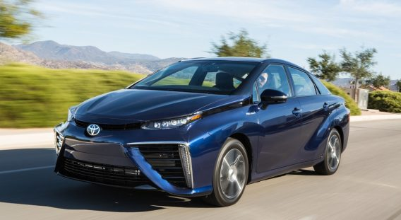 Industry Insight: Toyota Investing in Robotic Startups With Toyota AI Ventures