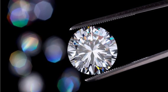 This Is How Synthetic Diamonds Grow
